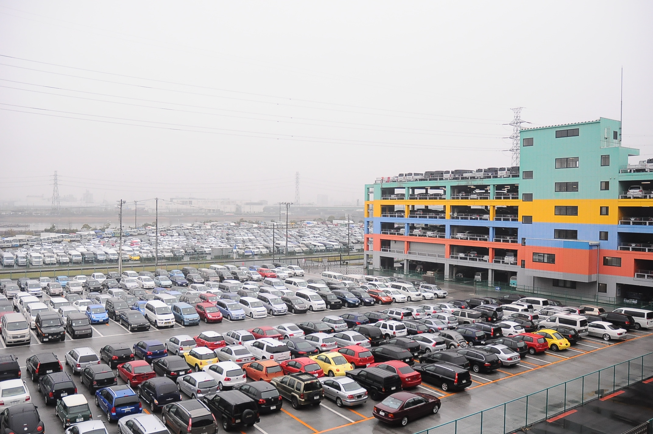 Tokyo Anese Panies Are Cultivating The Market For Second Hand Autos In Southeast Asia Holding Auctions And Expanding Works A Bid To